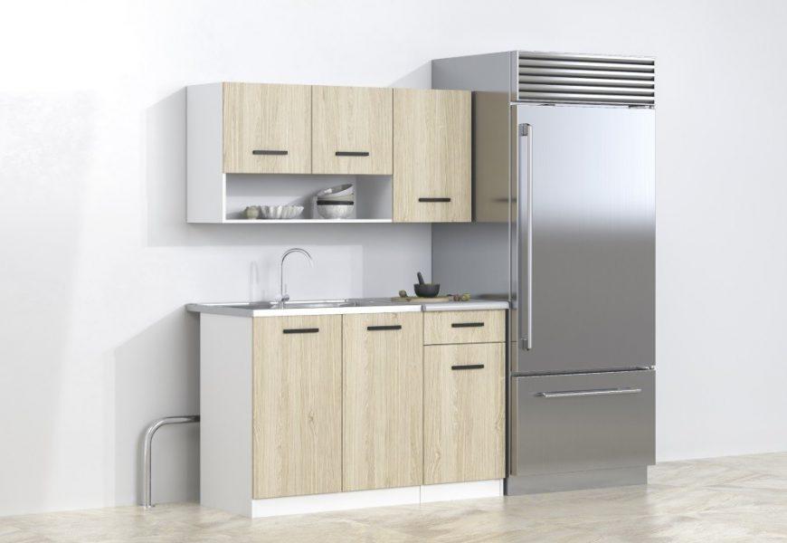 Compacte keuken met veel mogelijkheden