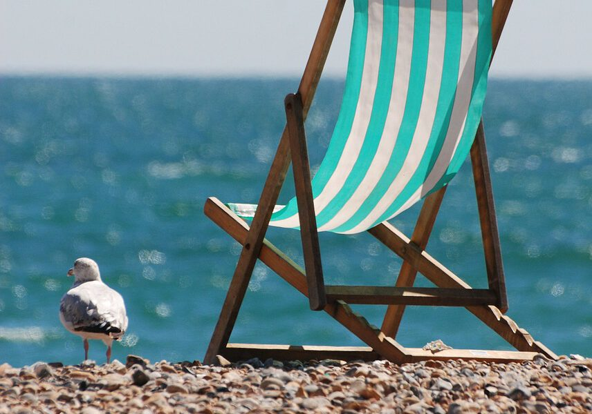 Een strandstoel kopen bij Kleurmeester is een goed idee